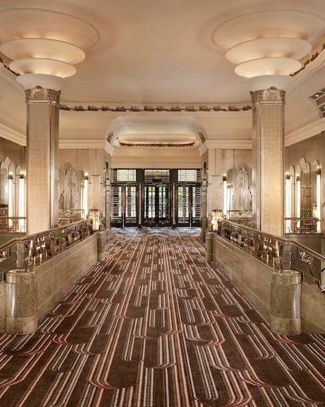 Sheraton Grand London Park Lane Marriott Kosher