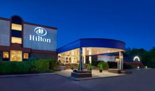 kosher at The Hilton Watford Hotel 1